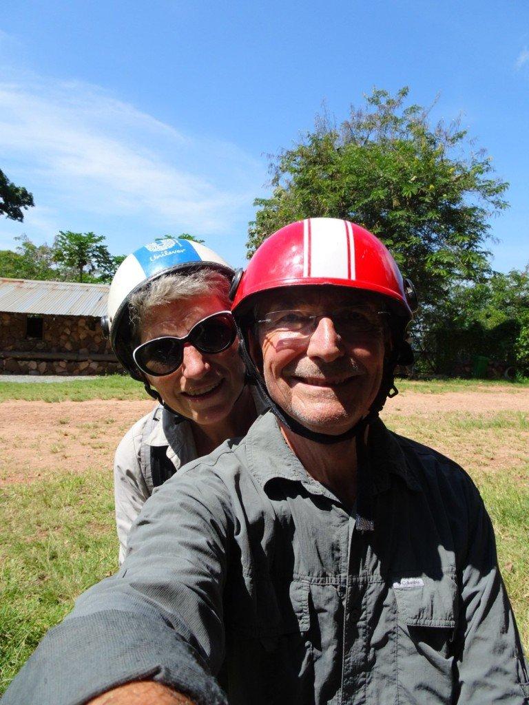 Nos deux motards